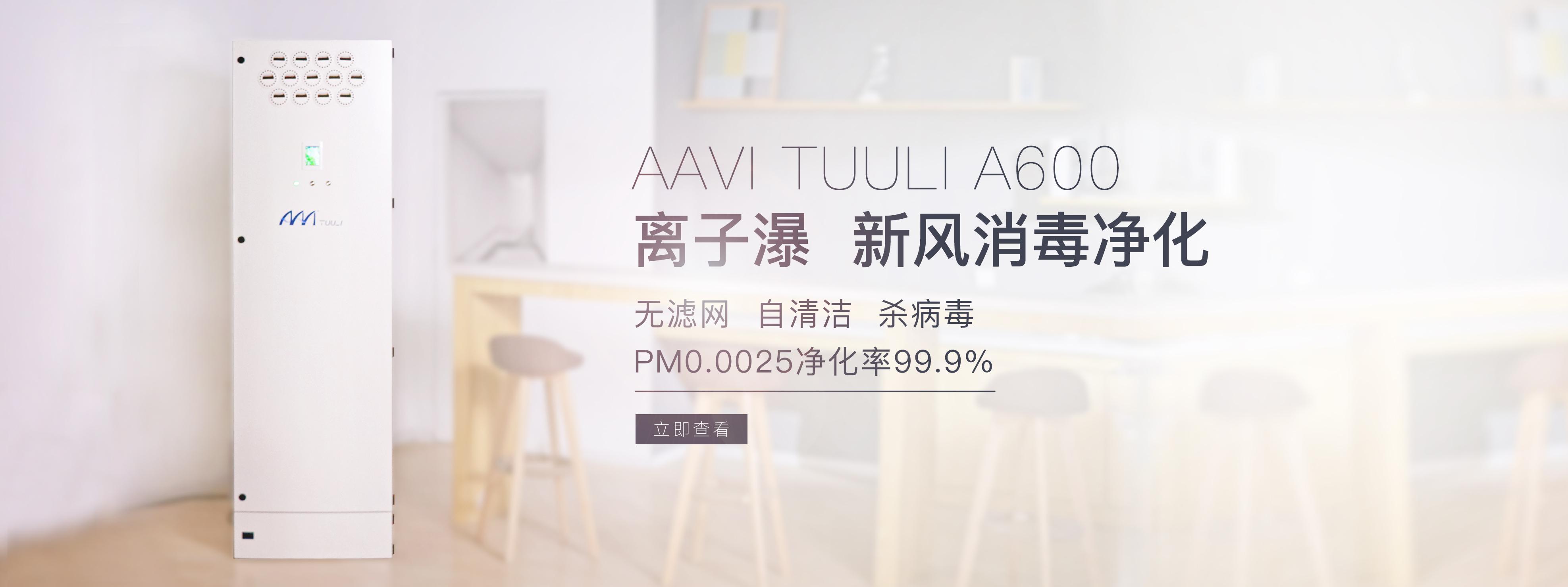 AAVI雅威电子空气净化器